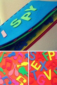 Craft Foam Book for Kids