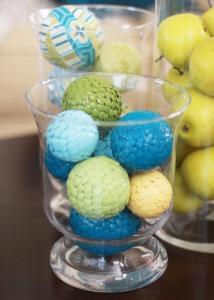Craft Foam with Thumbtacks
