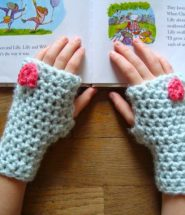 Crafts for Girls Lovable Mitts