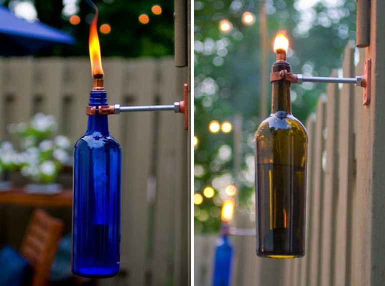 Craft Lights Bottle Torch