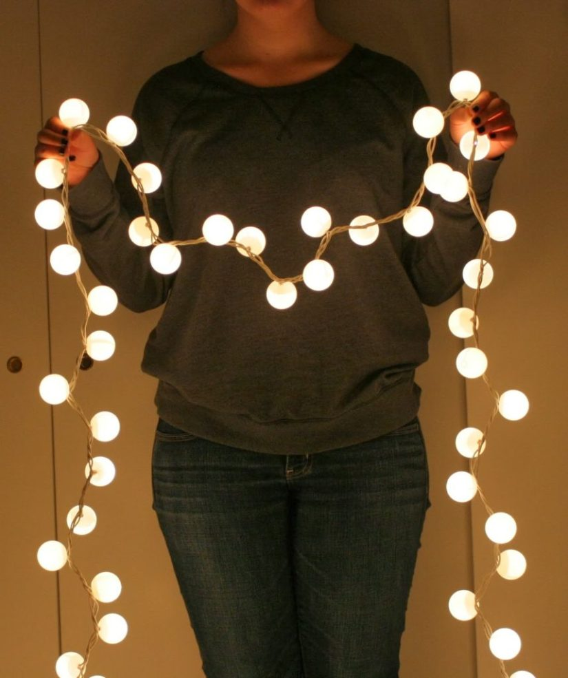 Craft Lights Pingpong Balls
