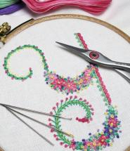 Embroidery Kits Scissor