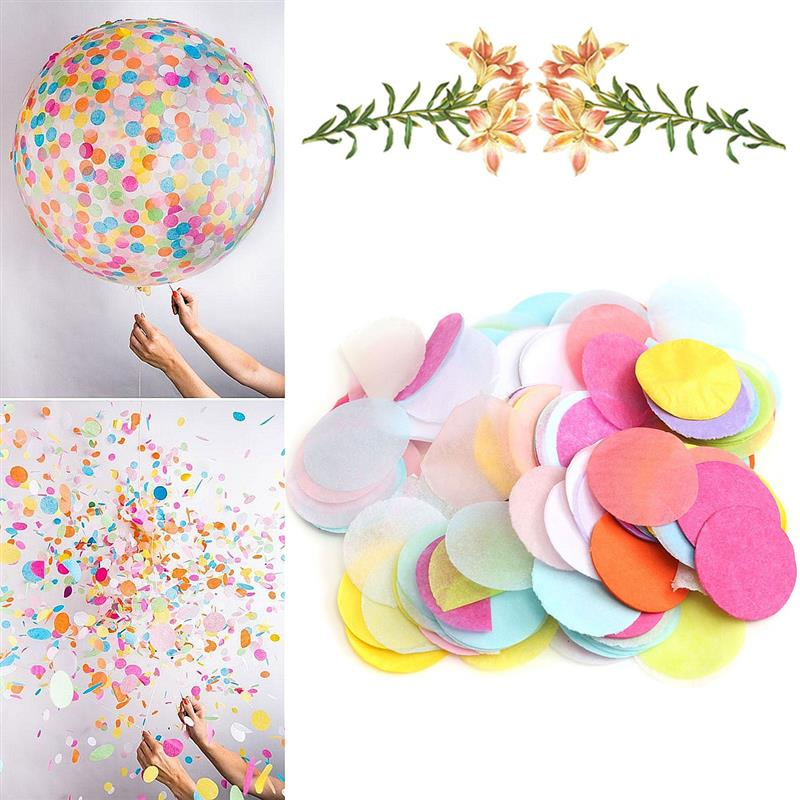 Tissue Paper Craft Confetti