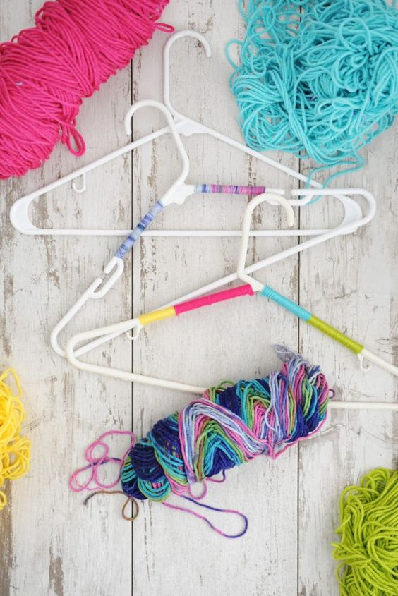 Embroidery Floss Hangers