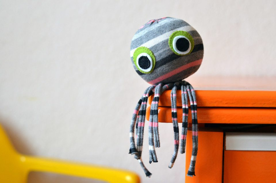 Simple Craft Sock