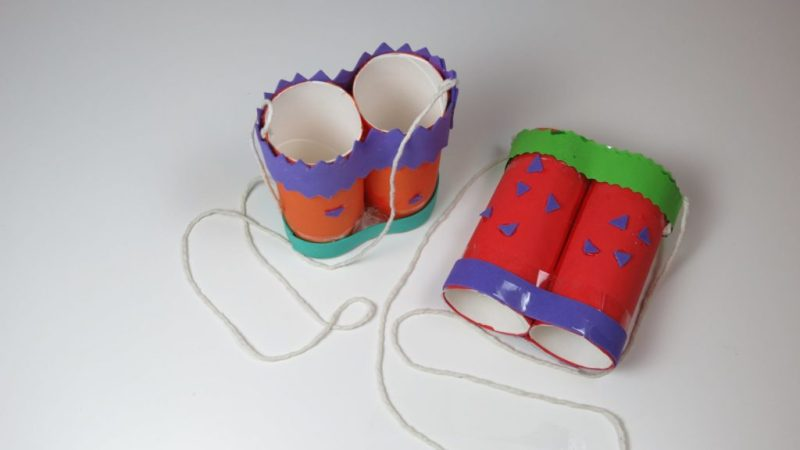 Creative Craft Binoculars
