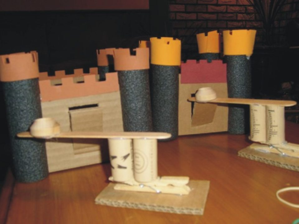 Craft Box Castle