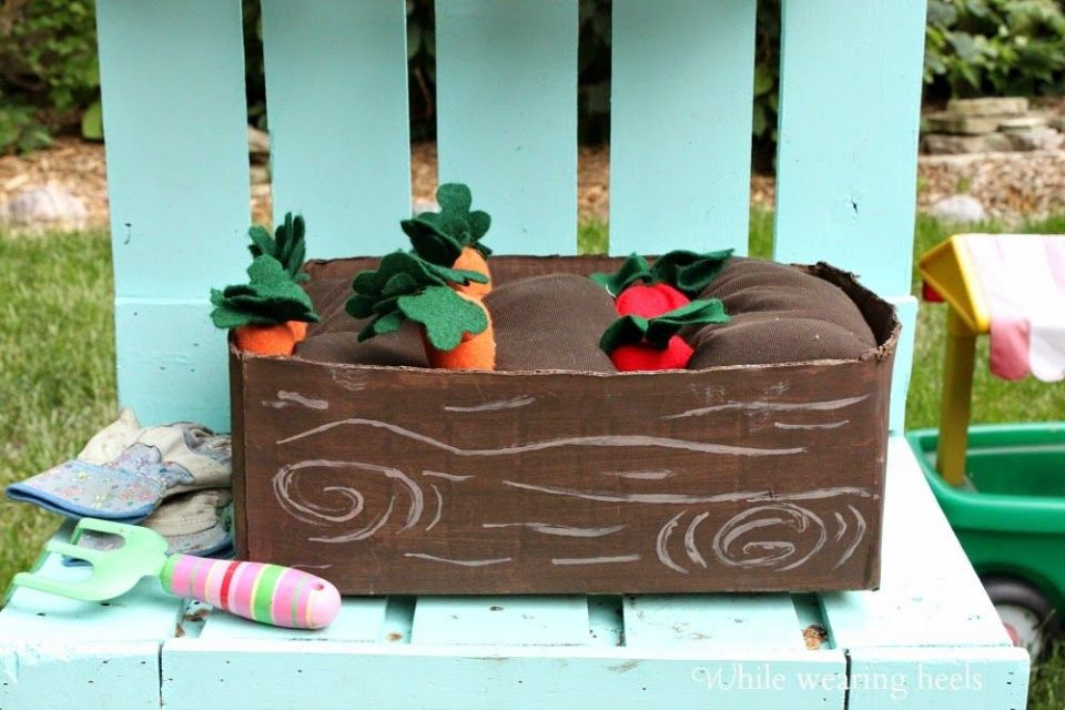Craft Box Garden
