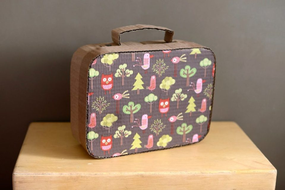 Craft Box Suitcase