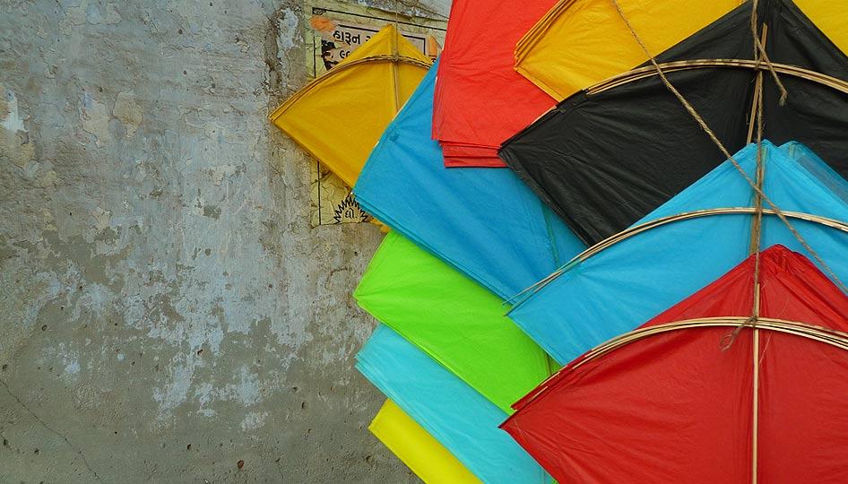 Summer Craft Kites
