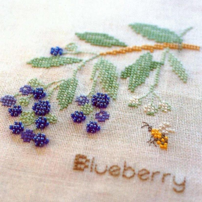 Cross Stitch for Beginners Embellished