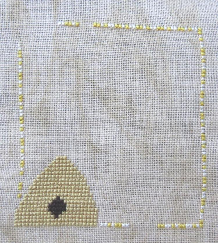 Cross Stitch for Beginners Frog