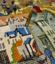 Cross Stitch for Beginners Tapestry