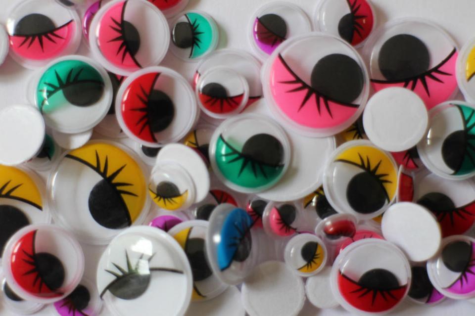 Art and Craft Supplies Eyes