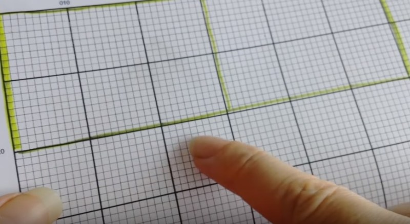 Cross Stitch Fonts Graph