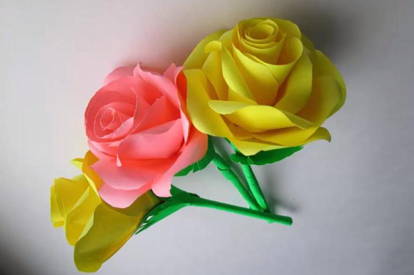 DIY Flowers Finishing
