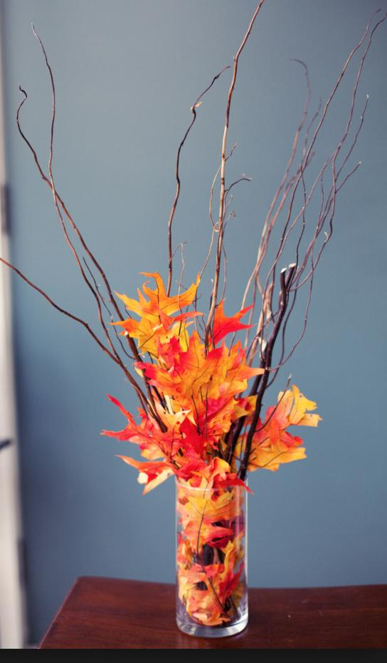 DIY Fall Decor Another Leaves