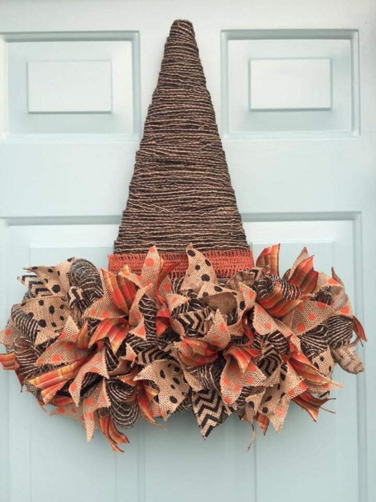Fall Crafts Harvest Hat