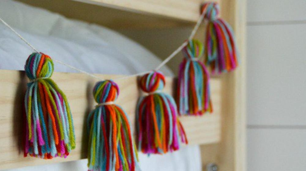 10 Clever Yarn Crafts Ideas that Evokes Your Creative Side