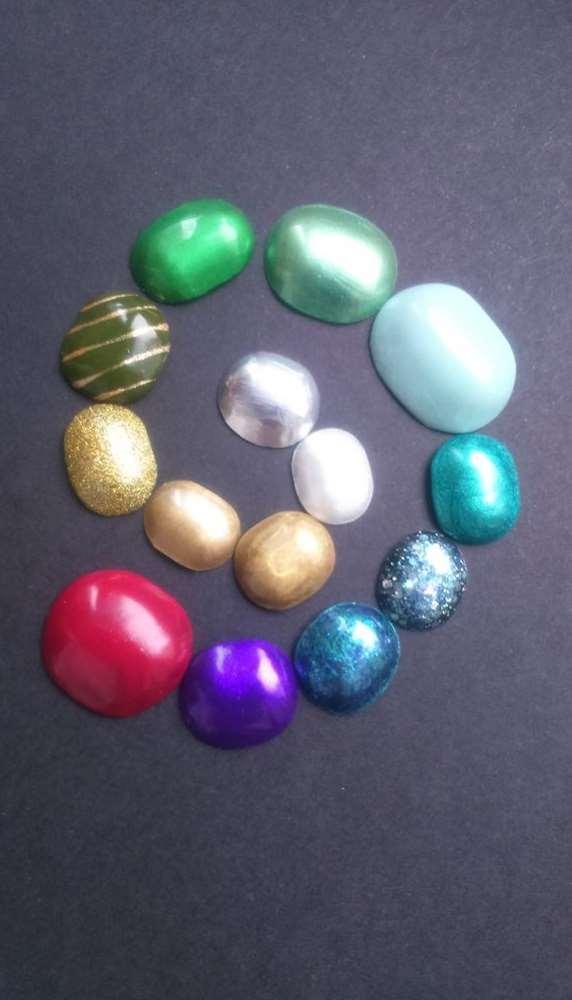 Crafts for Bottles Gemstones