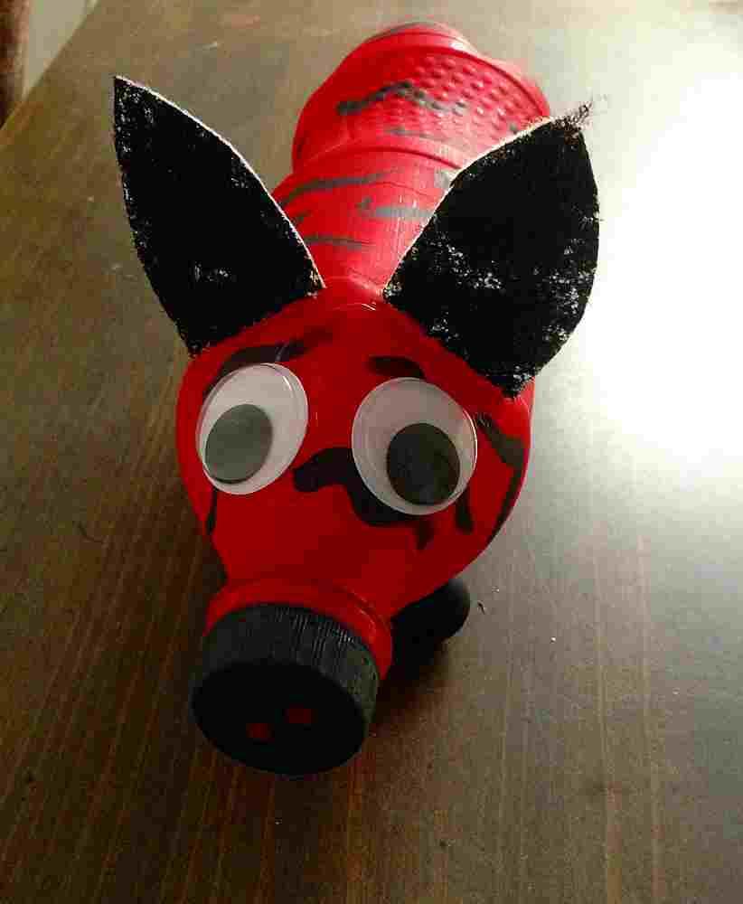 animal craft activities