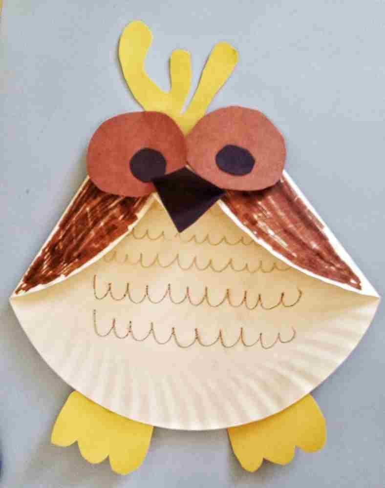 animal craft kindergarten