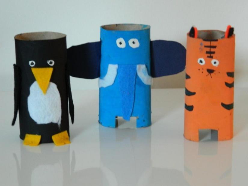 make a animal craft