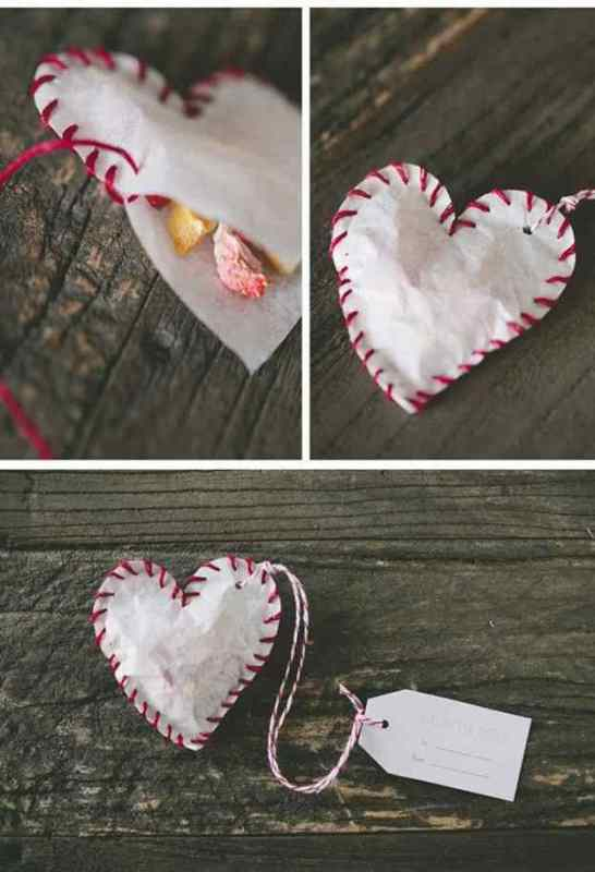 crafts you can make with coffee filters