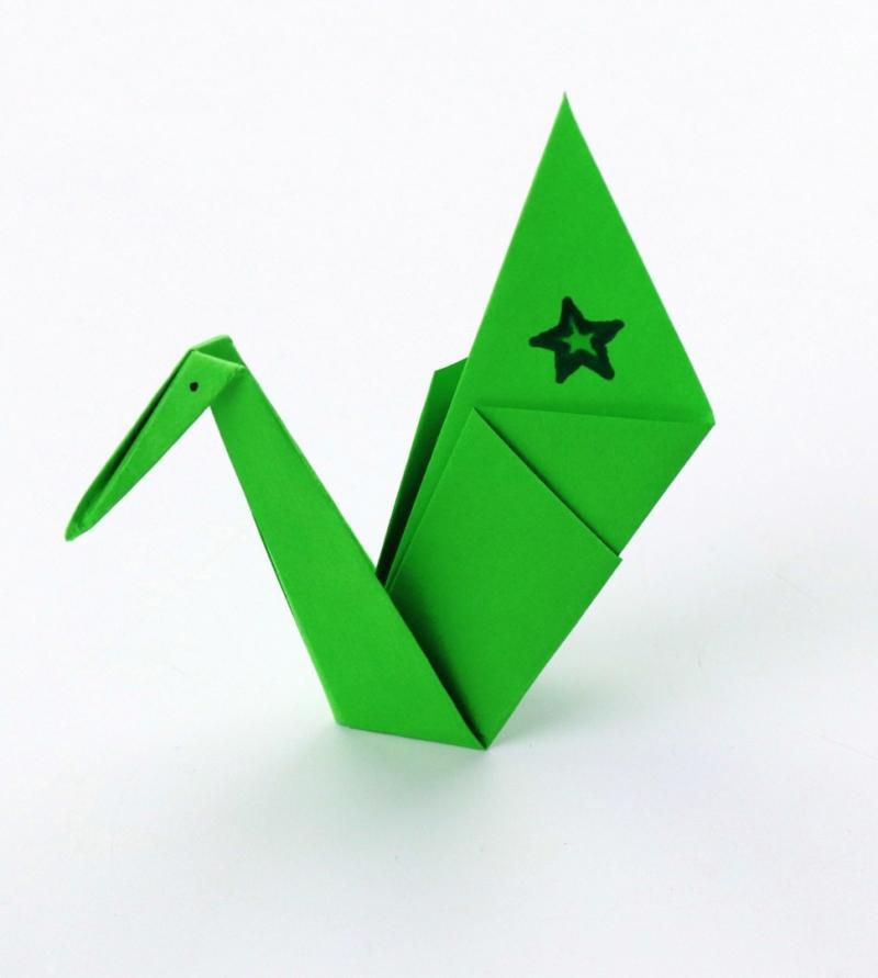 origami b-2 spirit