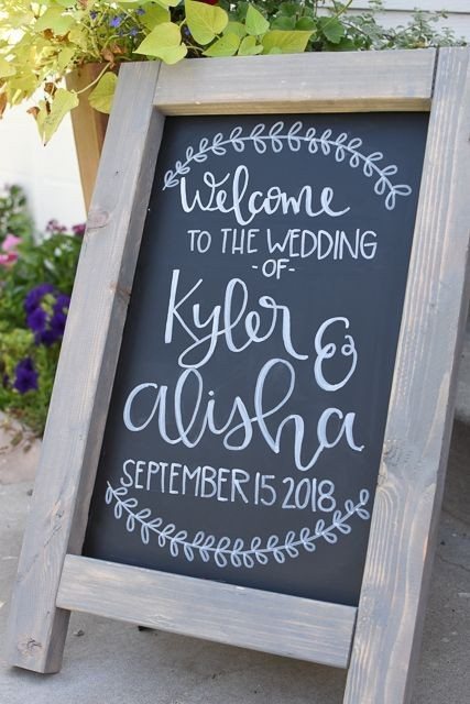 11 Interesting Chalkboard Craft Ideas and Inspirations