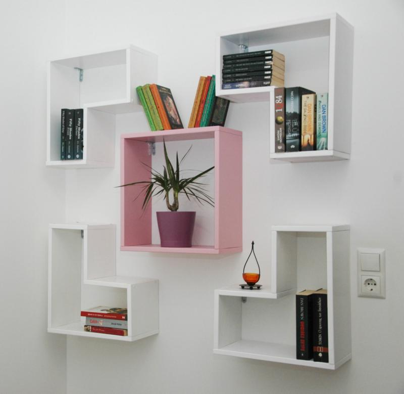 diy bookshelf backing