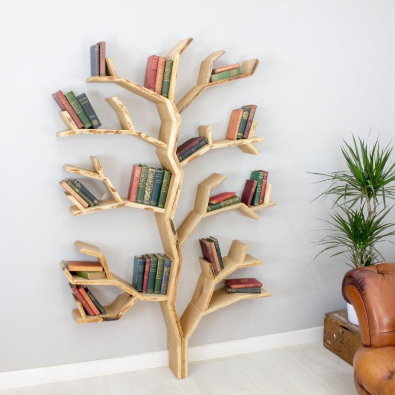 diy bookshelf decor