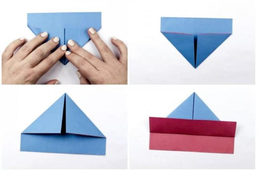 how to make a paper boat easy youtube