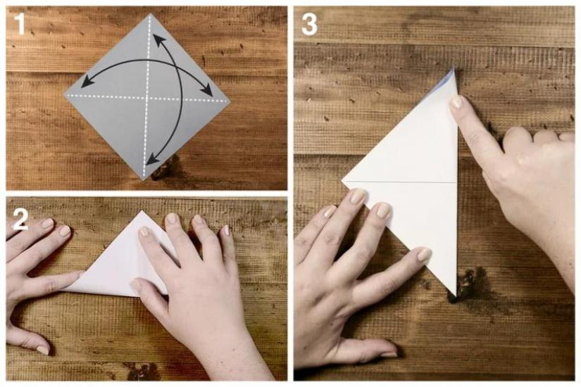 how to make a paper boat box