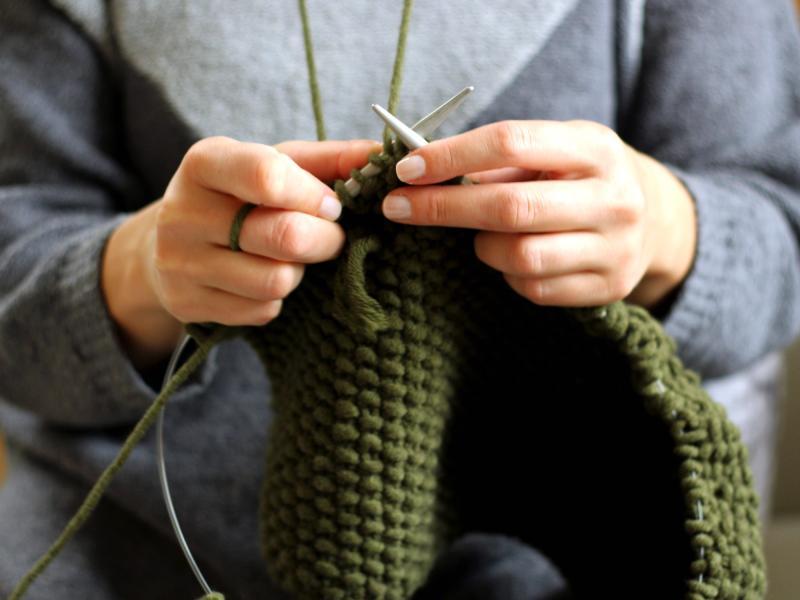 crochet vs knitting difference