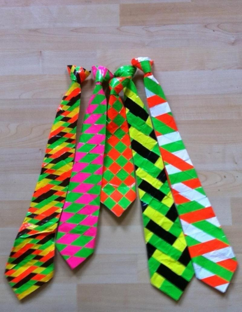 duct tape crafts for ag dolls