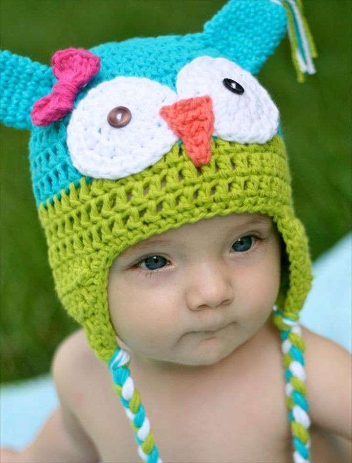 crochet a baby hat for beginners
