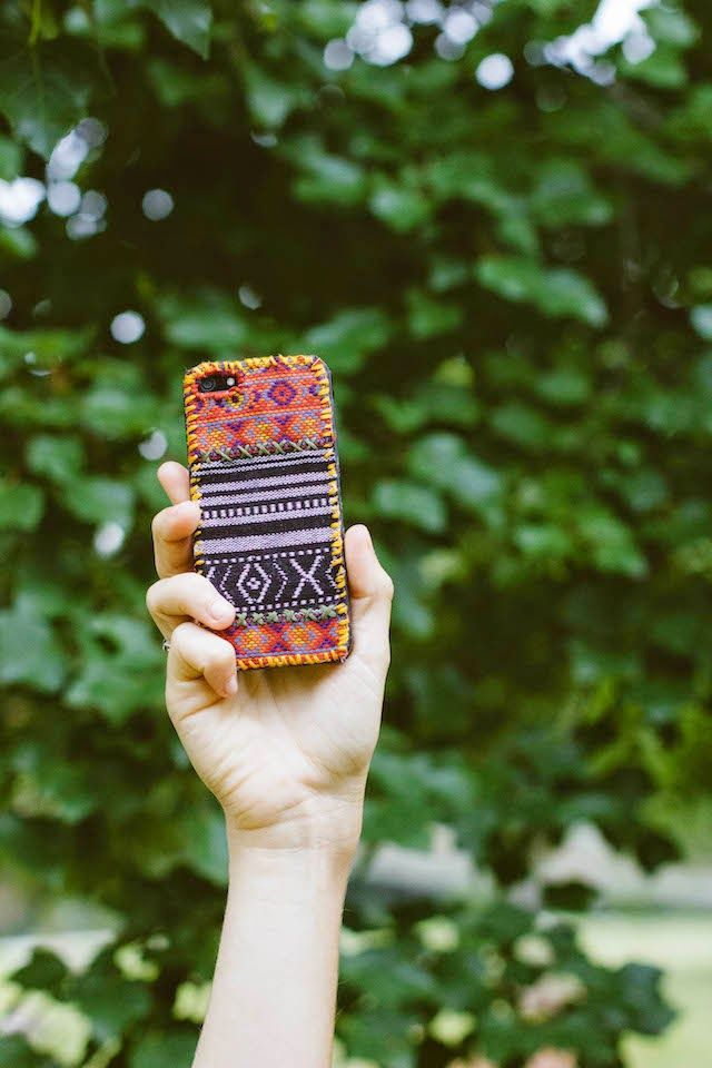 how to make a diy phone case with paper