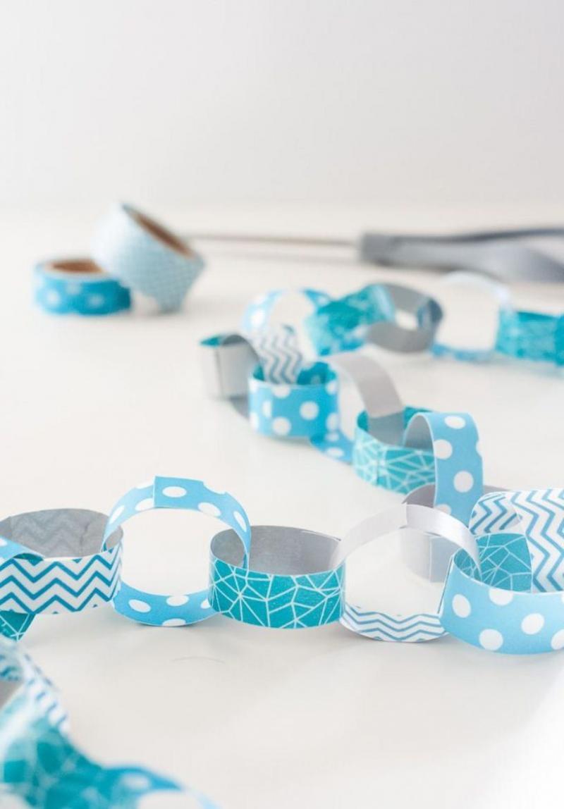 paper garland design