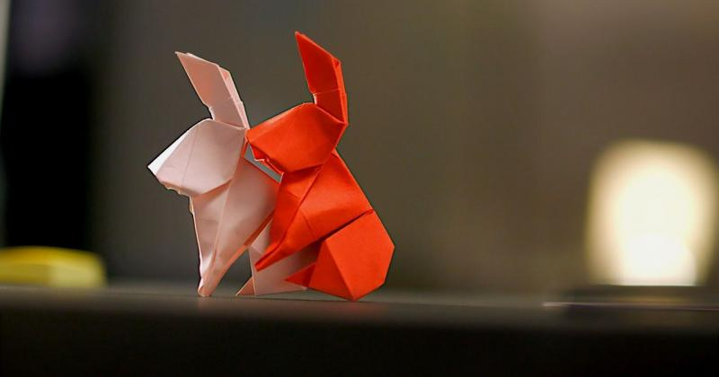history of origami ppt