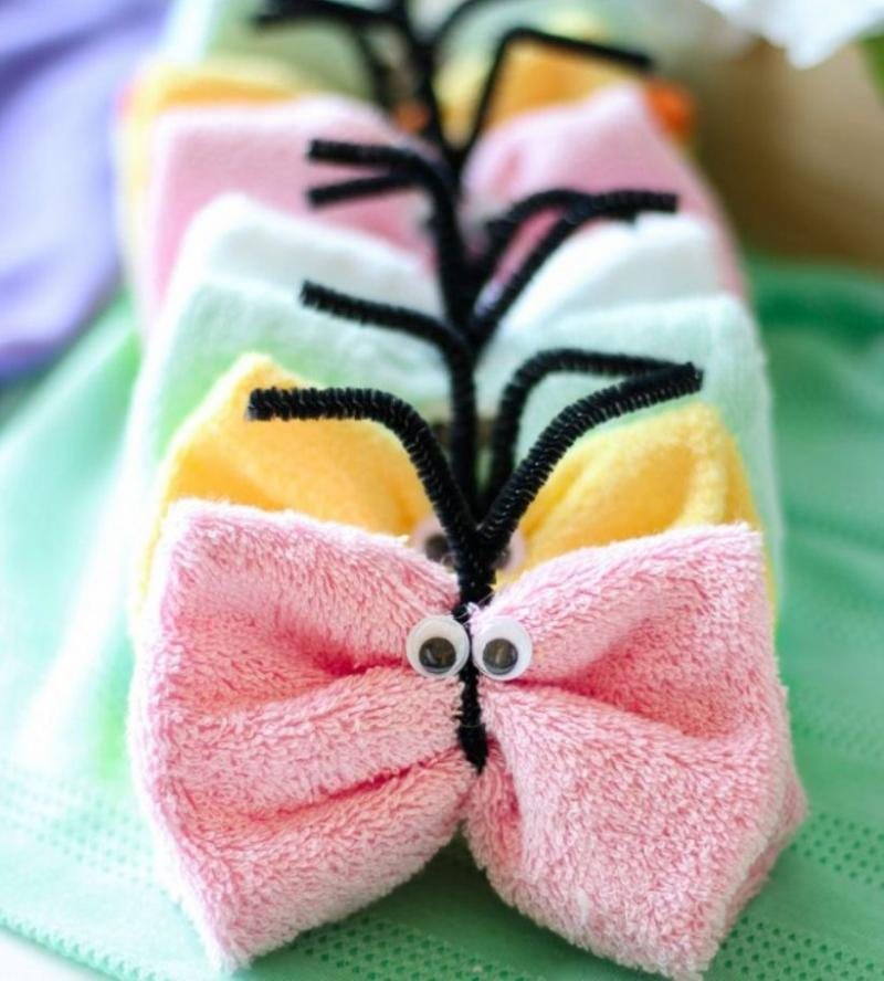 simple butterfly crafts