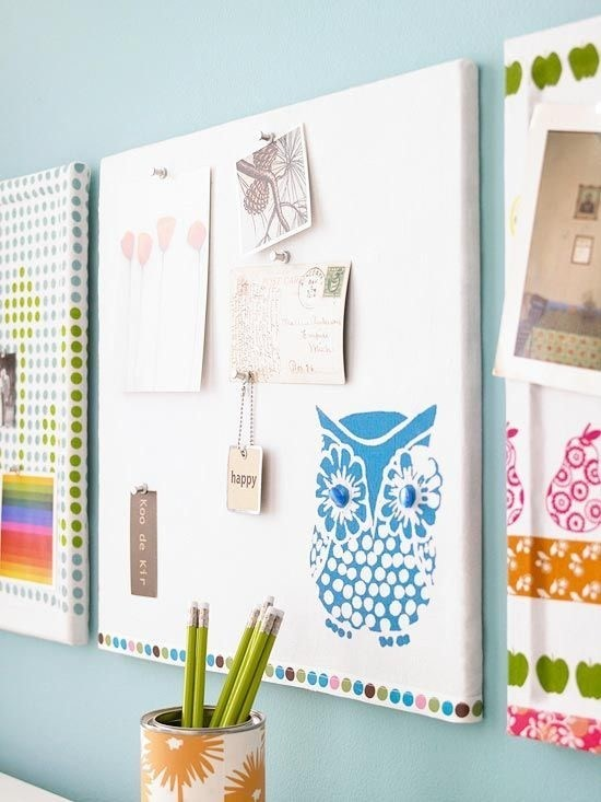 diy large cork board