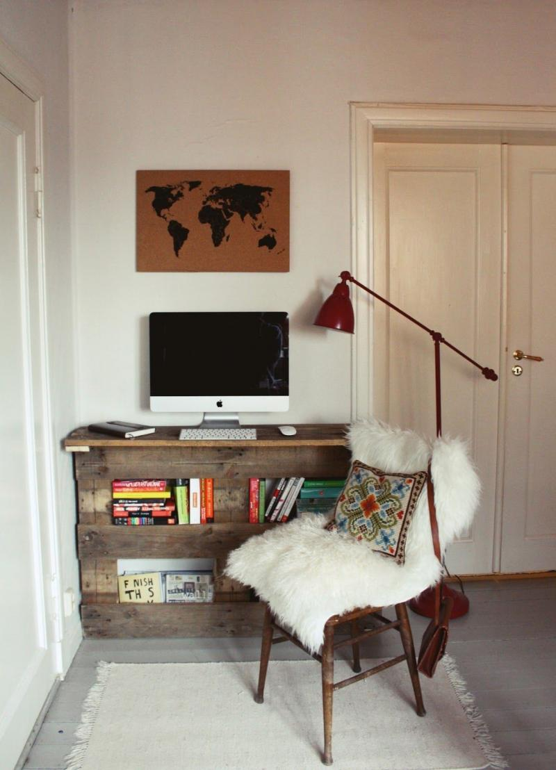 diy small office desk