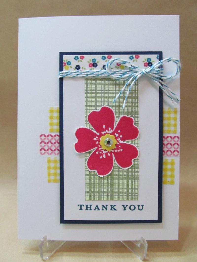 thank you diy greeting cards