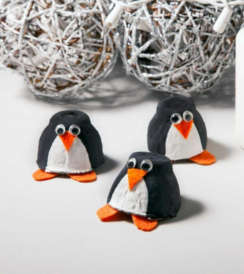 p for penguin craft