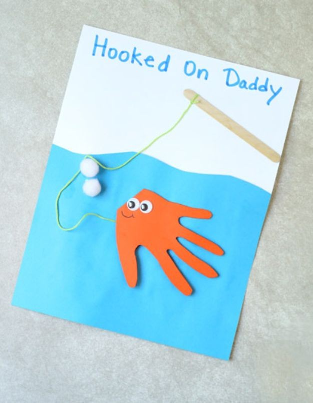 father's day canvas craft ideas