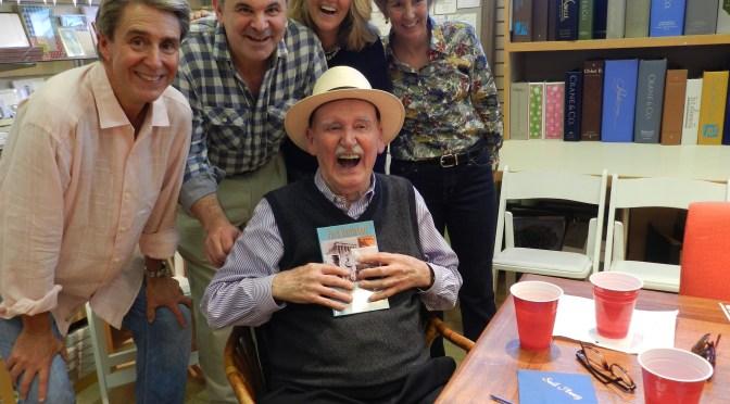 Author Jack Beritzhoff Sails Away