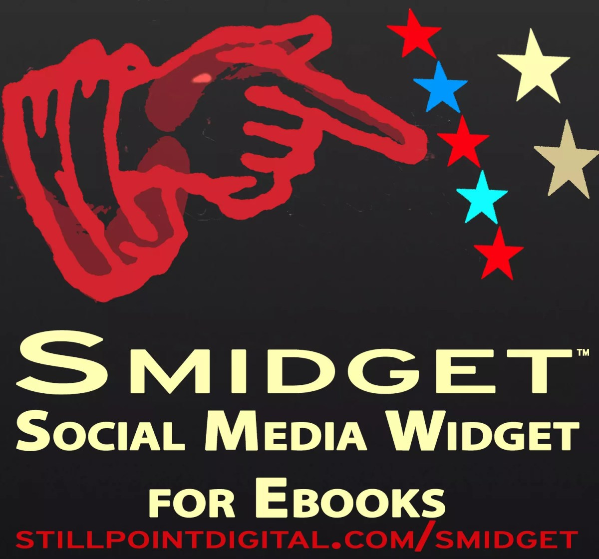 Smidget — the social media widget for ebooks