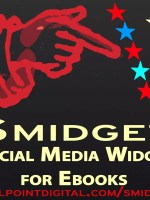Smidget - The Social Media Widget for Ebooks