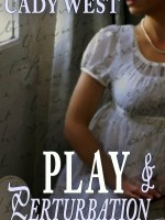 Play and Perturbation: A Steamy Pride & Prejudice Variation by Cady West - cover
